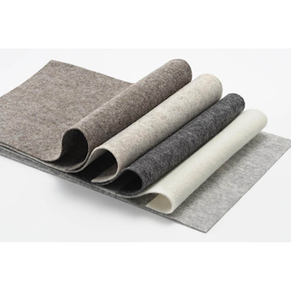 Natural BioFelt 100% Pure New Wool Felt A Grade - 30 x 20cm