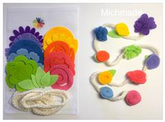 Rainbow Garland Kit