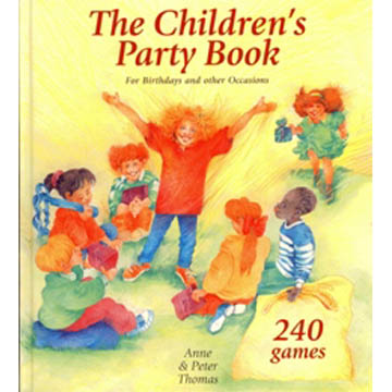 The Childrens Party Book