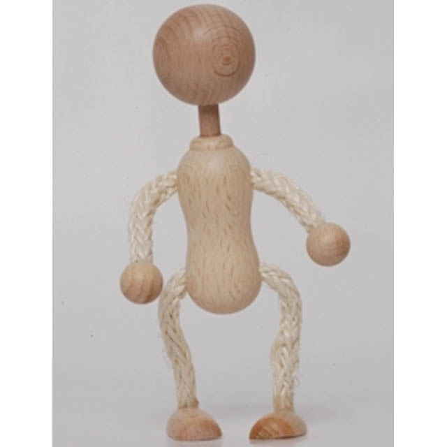 Bendy Dolls wood and wire dolls