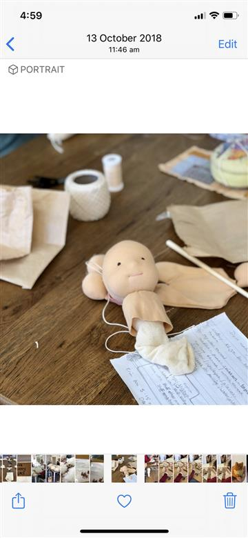 Doll Making Supplies