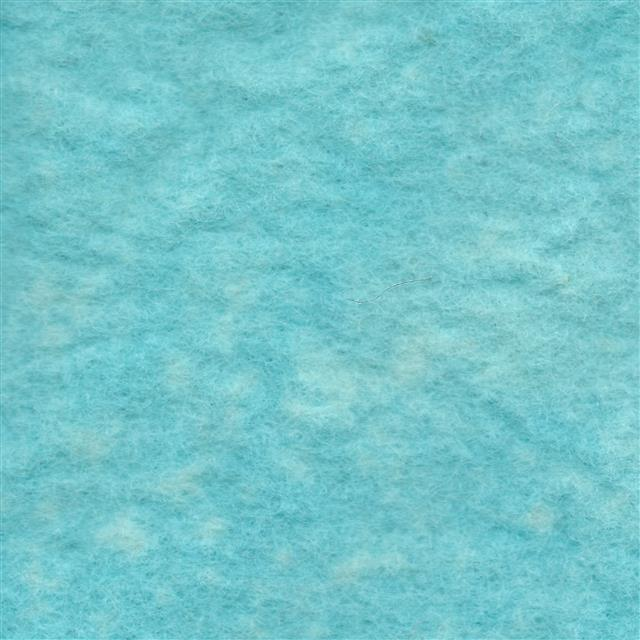 Hand dyed wool felt COL 76 - 100 - Col 76 Pale Opal (LS)