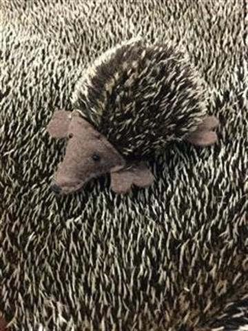 Hedgehog Mohair