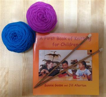 Learn to Knit - Knitting Craft Pack