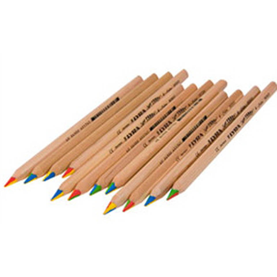 Lyra Colouring Pencils - rainbow, gold, silver - Gold
