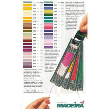 Madeira Cotton Embroidery Threads