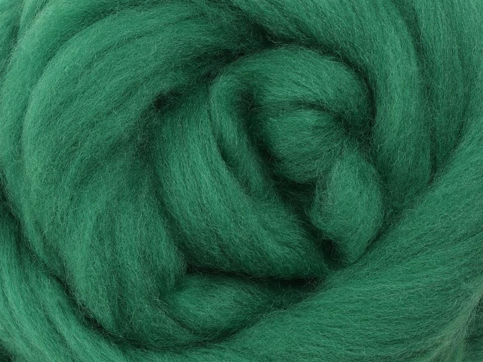 Merino Wool Fleece - 001 Kiwifruit