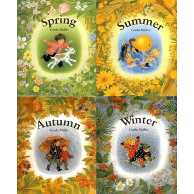 Summer, Autumn, Winter, and Spring