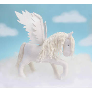 Pegasus Flying Horse Sewing Pattern