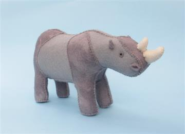 Rhinoceros Pattern