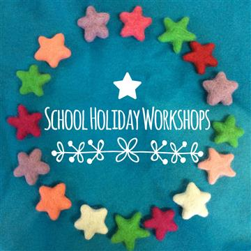 School Holiday Workshops and After School Sewing Groups