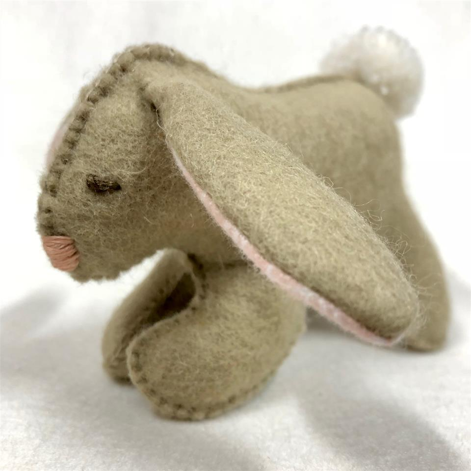 Sew Soft Bunny for Kids