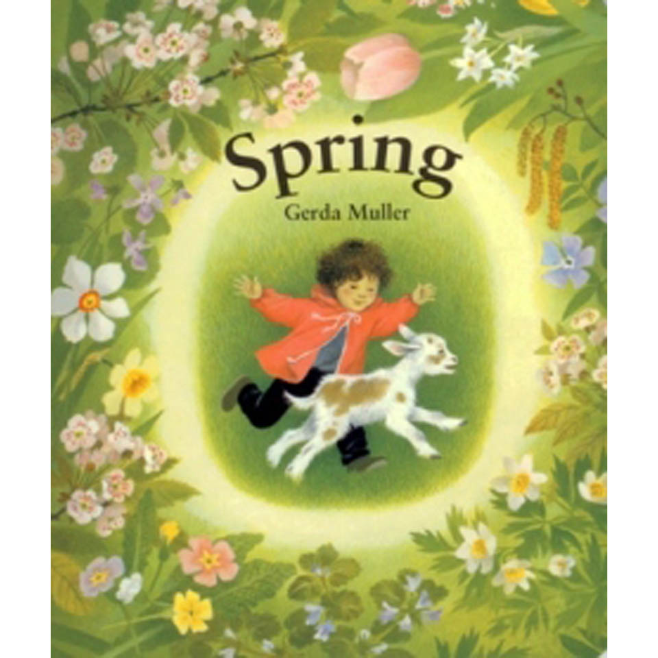 Spring - Picture Board Book