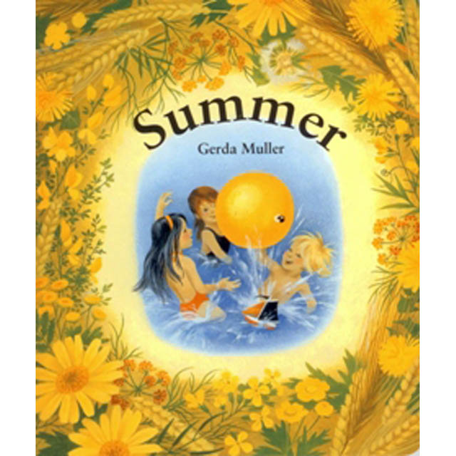 Summer - Picture Board Book